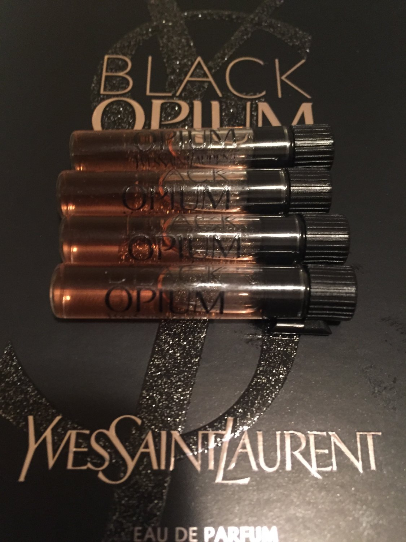 Black Opium Ysl Women Perfume Sample Travel Size New (4)