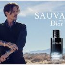 Dior Sauvage Men Cologne New sample  , Travel Size