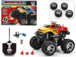4 X 4 RC Offroad Monster Truck