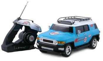 RC 1:10 Scale Toyota FJ Cruiser