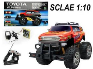 RC Monster Offroad Toyota FJ Cruiser
