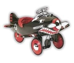 Black Shark Pedal Plane