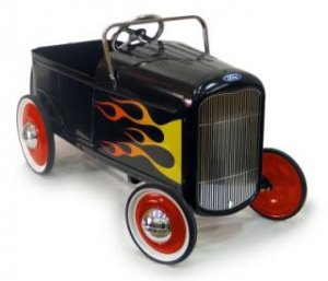 1932 Flamed Roadster