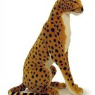 "Sitting Cheetah without Sound (25"")"