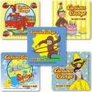 Smilemakers.com Stickers Curious George 2