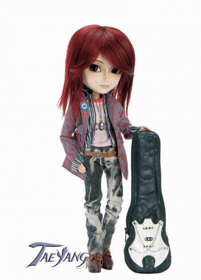 "Pullip ""Taeyang Lead"" Visit doll-collectible.com"