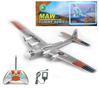 2 Channel B-29 R/C Airplane
