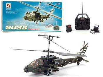 3 Channel R/C Helicopter