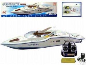 R/C Speed Century Boat