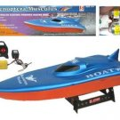 R/C Racing Boat Blue