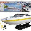 R/C Sea Touring Boat 1:25 r/c RTR