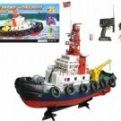 R/C Sea Port Tug Boat RC RTT