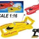 R/C Hydro Racing boat