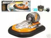 R/C Orange Hovercraft