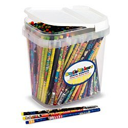 Smilemakers.com 250 Character Pencil assortment