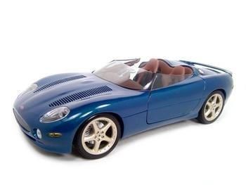 Jaguar XK 180 1:18 Diecast