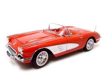 1959 Chevrolet Corvette 1:18 diecast