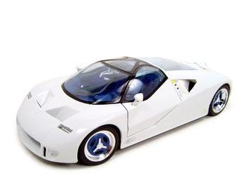 Ford GT90 white 1:18 diecast