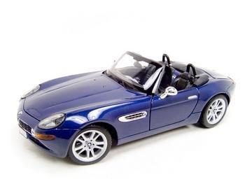 BMW Z8 1:18 diecast
