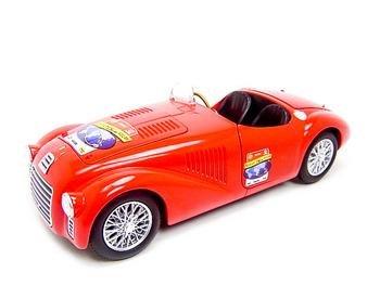 Ferrari 125S  Red 1:18 diecast