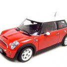 Mini Cooper Red 1:18 diecast