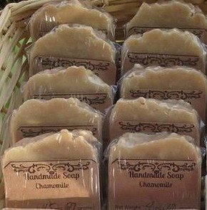 Chamomile Soap / Handmade Soap