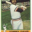1976 Topps 149 Tommy Davis