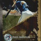 1995 Score Hall of Gold HG25 Paul Molitor