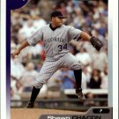 2005 Topps Total 332 Shawn Chacon