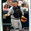 2005 Topps Total 42 Toby Hall