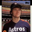 1986 Topps 476 Ron Mathis RC