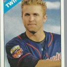 2015 Topps Heritage 120 Brian Dozier