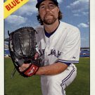2015 Topps Heritage 287 R.A. Dickey