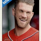 2015 Topps Heritage 440A Bryce Harper SP