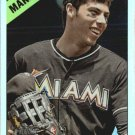 2015 Topps Heritage Chrome Retail Foil THC486 Christian Yelich