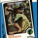 1982 K-Mart 23 Reggie Jackson 73AL