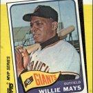 1982 K-Mart 8 Willie Mays 65NL