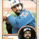 1983 Topps 290 Jeff Reardon
