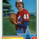 1983 Topps 405 Steve Rogers AS