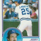 1983 Topps 626 Jerry Martin