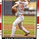 2016 Donruss 133 Adam Wainwright