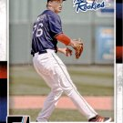 2016 Donruss The Rookies 14 Henry Owens