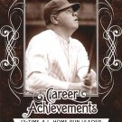 2016 Leaf Babe Ruth Collection Career Achievements CA8 Babe Ruth