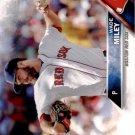 2016 Topps 301 Wade Miley
