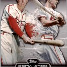2016 Topps Back to Back B2B9 Red Schoendienst/Stan Musial