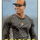 2016 Topps Heritage 198 Jimmy Paredes