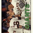 2016 Topps Heritage 370 San Francisco Giants