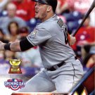 2016 Topps Opening Day OD181 Justin Bour