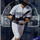 2015 Bowman's Best 74 Charlie Blackmon
