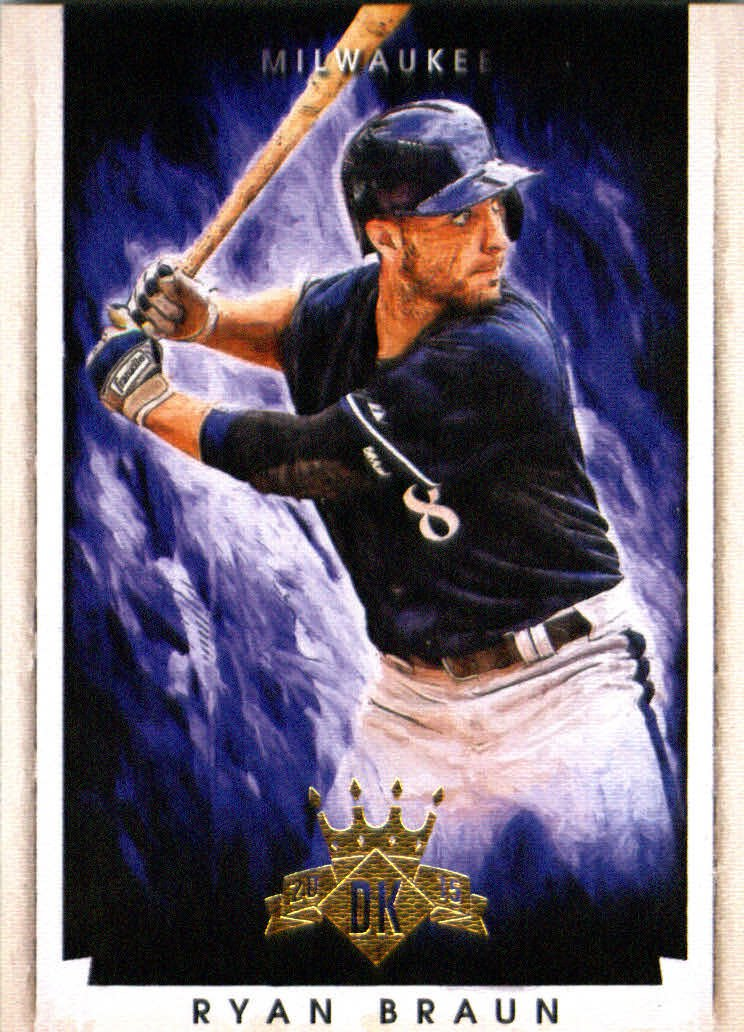 2015 Diamond Kings 120 Ryan Braun